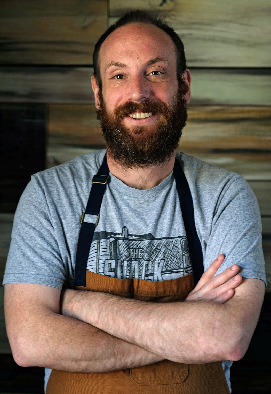 Chef Ian Boden