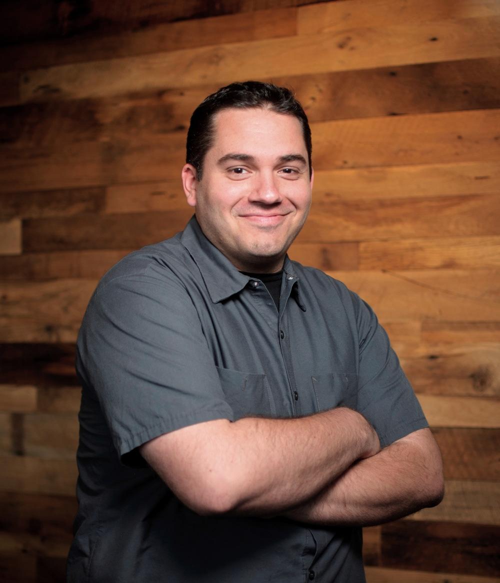 Chef Joe Sparatta