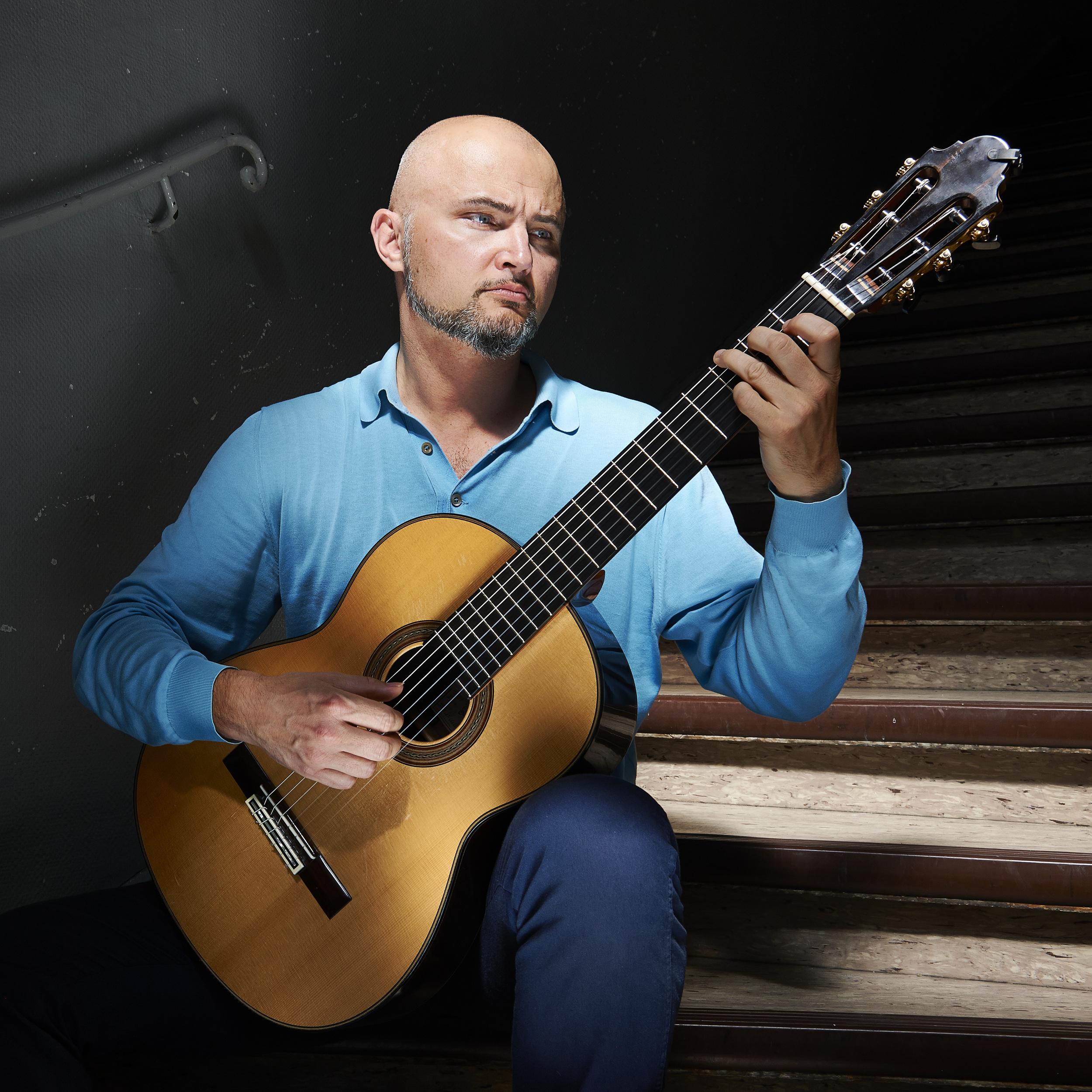 Denis Omerovic - Guitar