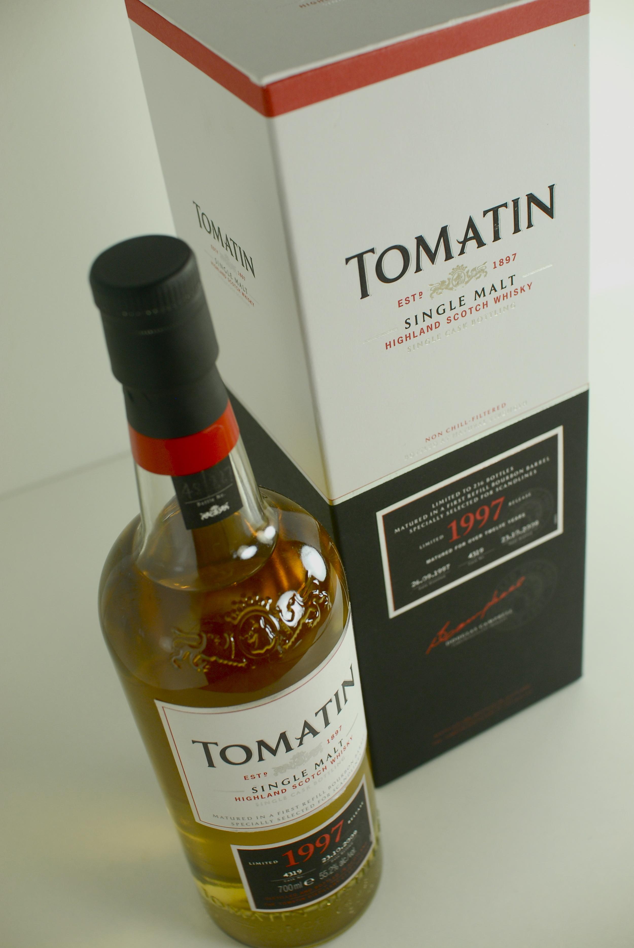 tomatin 1997
