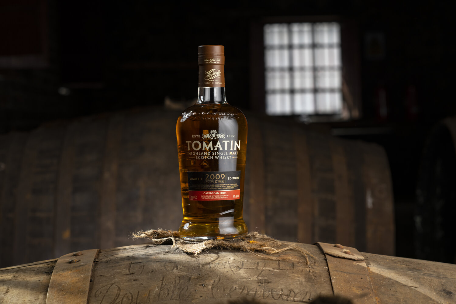 TOMATIN DISTILLERY RELEASE TWO NEW LIMITED EXPRESSIONS — TOMATIN