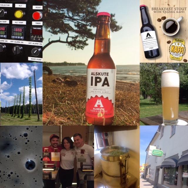 Alskute Farm & Brewery