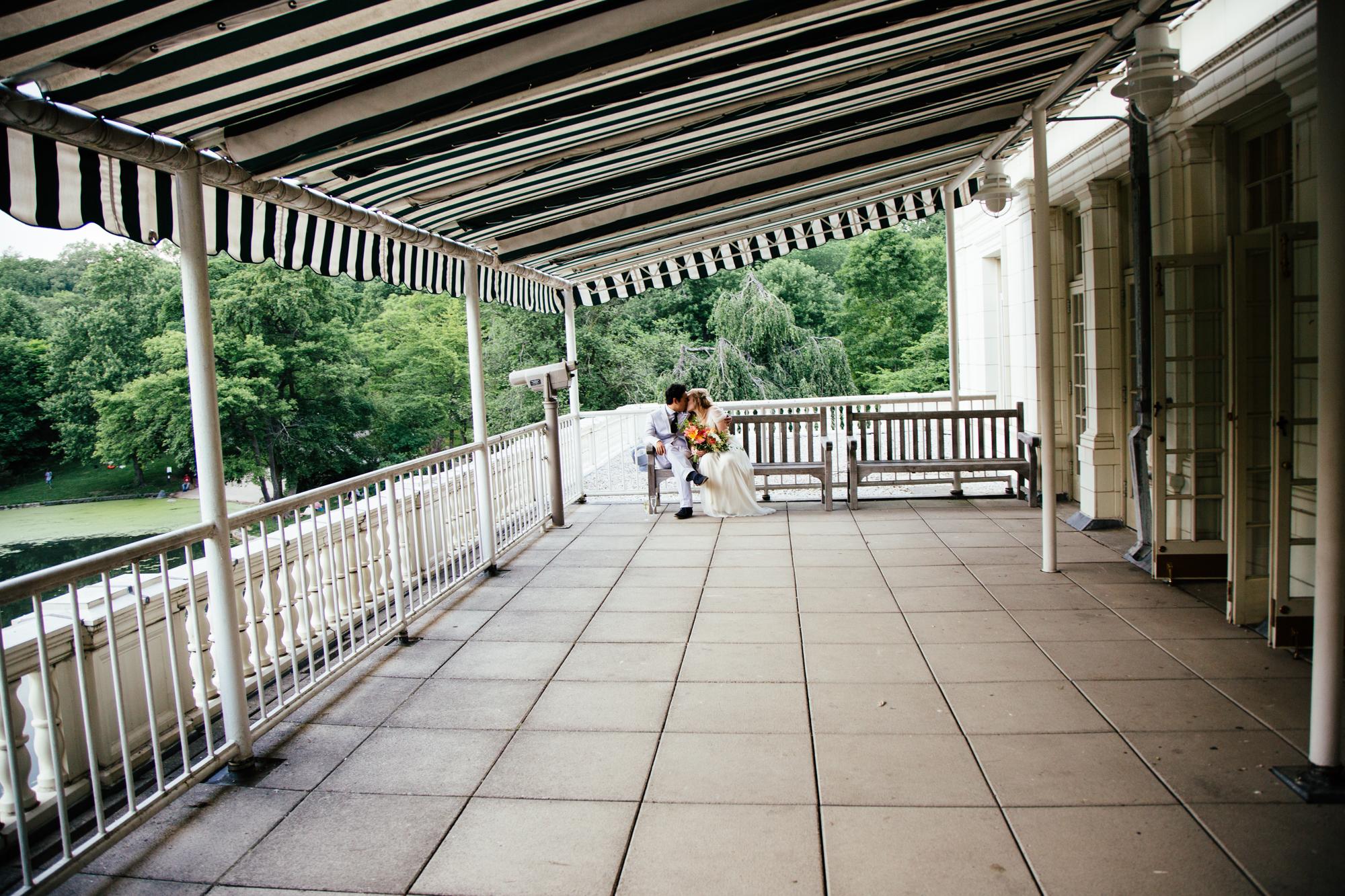 Heather Phelps-Lipton Photography / Prospect Park Boathouse / Audubon Center Wedding