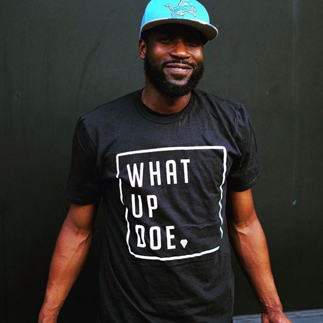 W H A T. U P. D O E. 💯 Available @mralans and online at Detroitovereverything.com