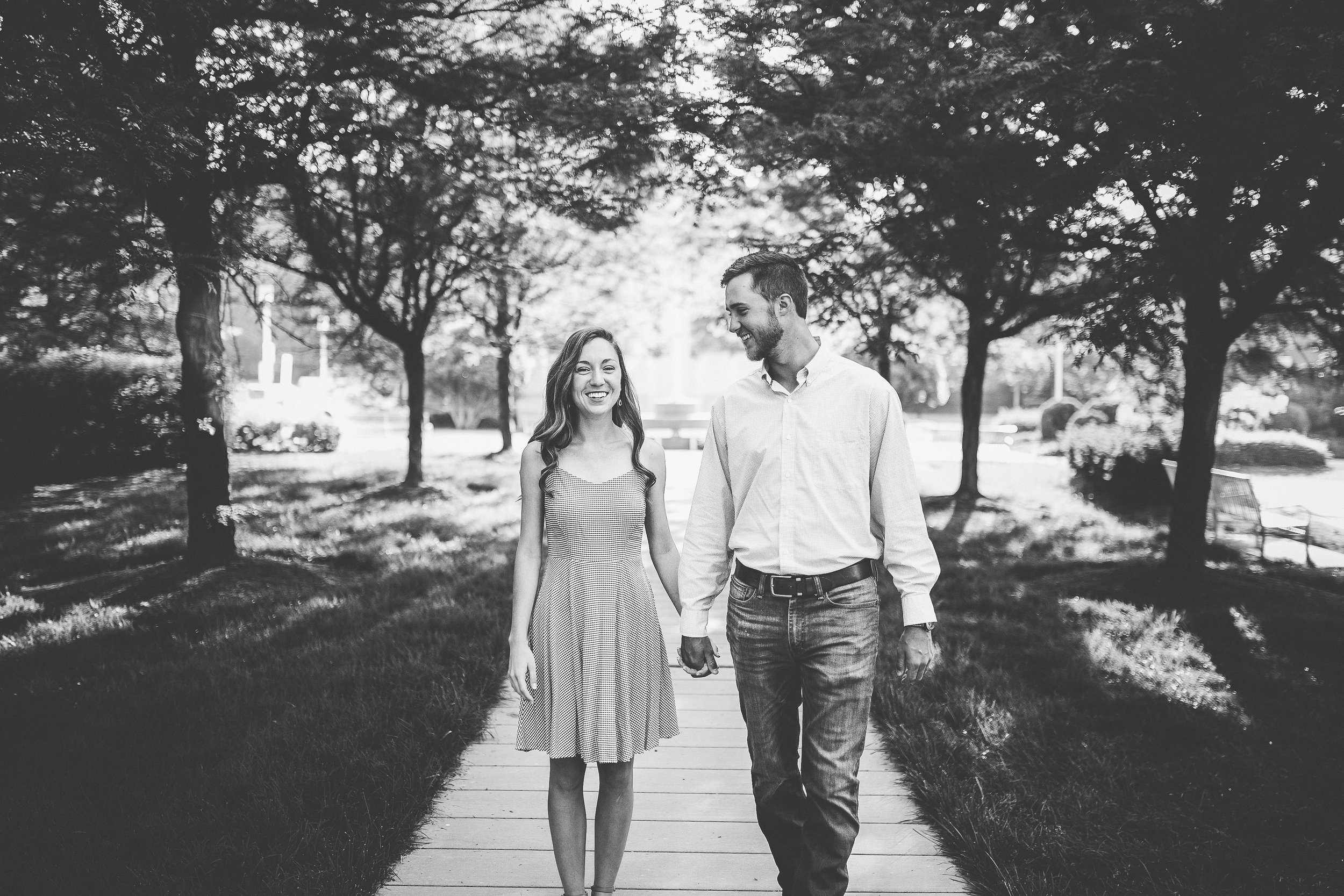 Engagement Photos - Knoxville TN