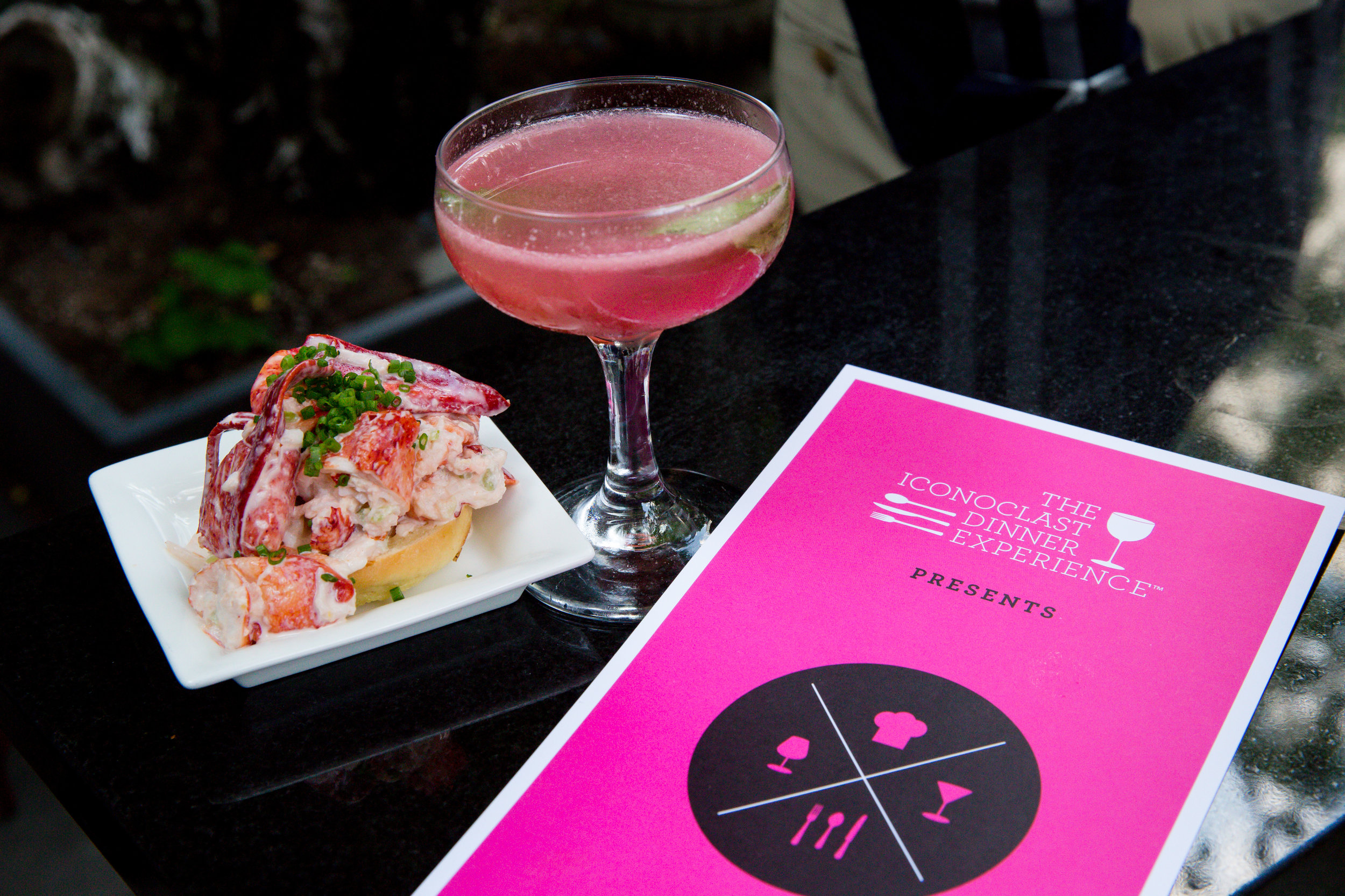 Lobster Chervil Canape + Cocktail + Reception Menu.jpg
