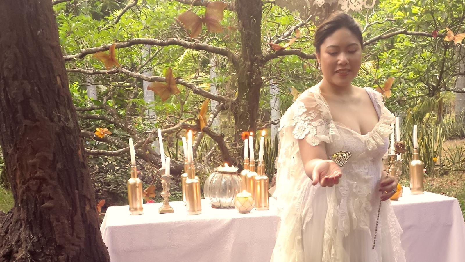 Rebellious Bride Kai as Fairy Godmother