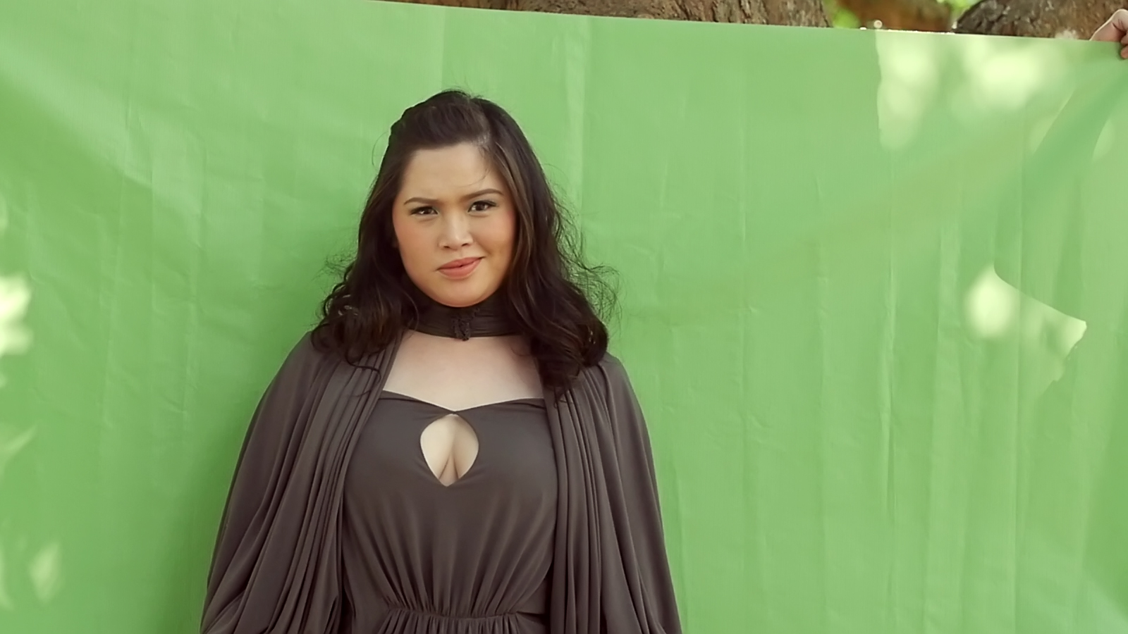 Althea Aswani as The Witch