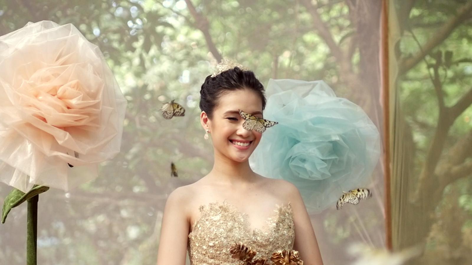 Mara Tanchanco as Cinderella