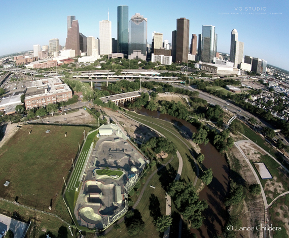 Urban Landscape Design / Skatepark