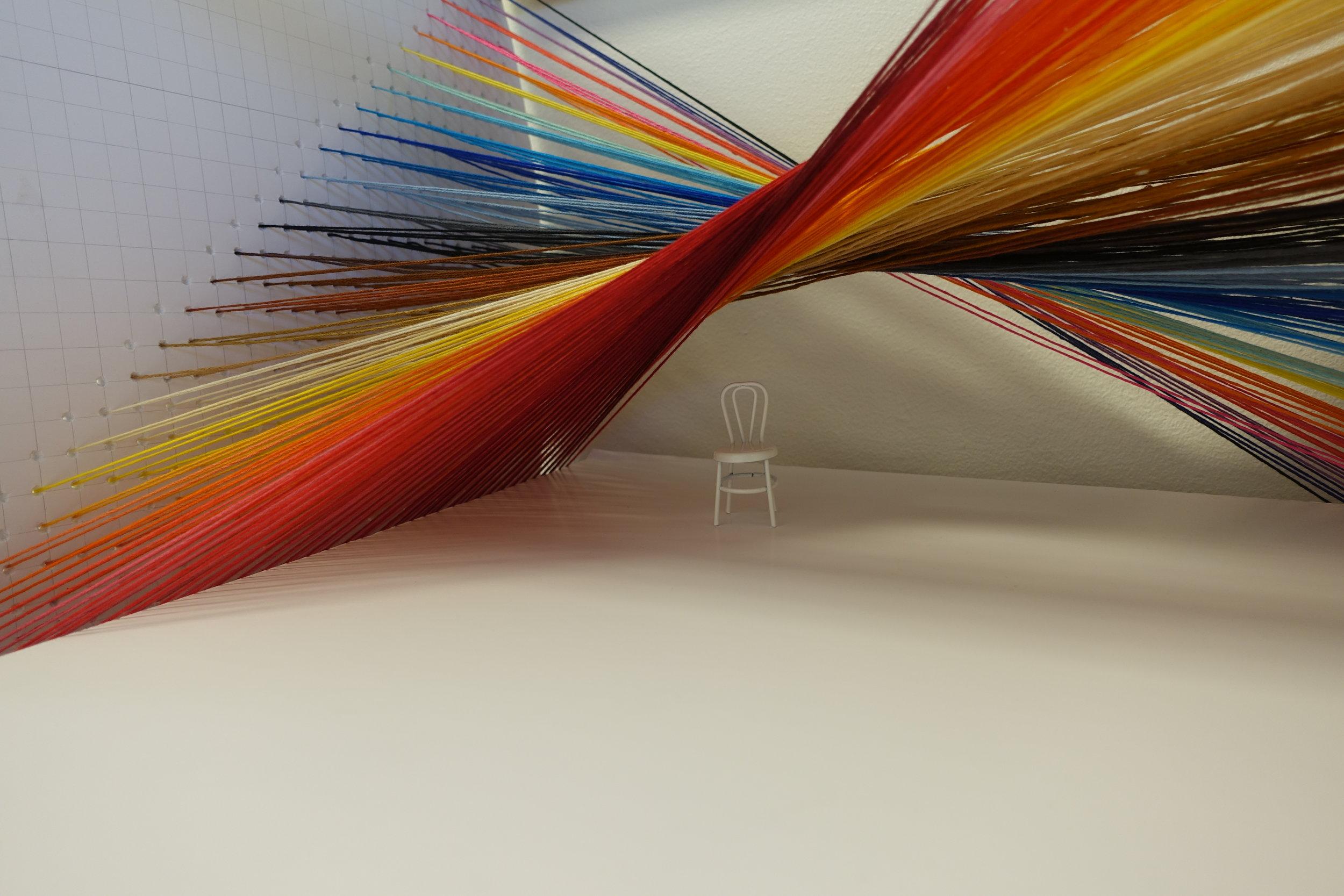 Color transitions _ Mockup Model by VG Studio