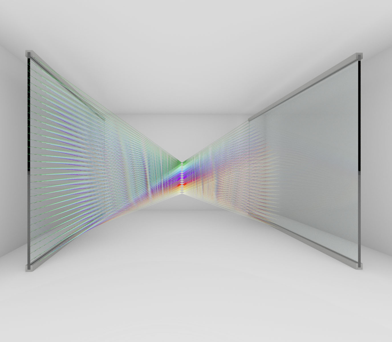 Color transitions Rendering