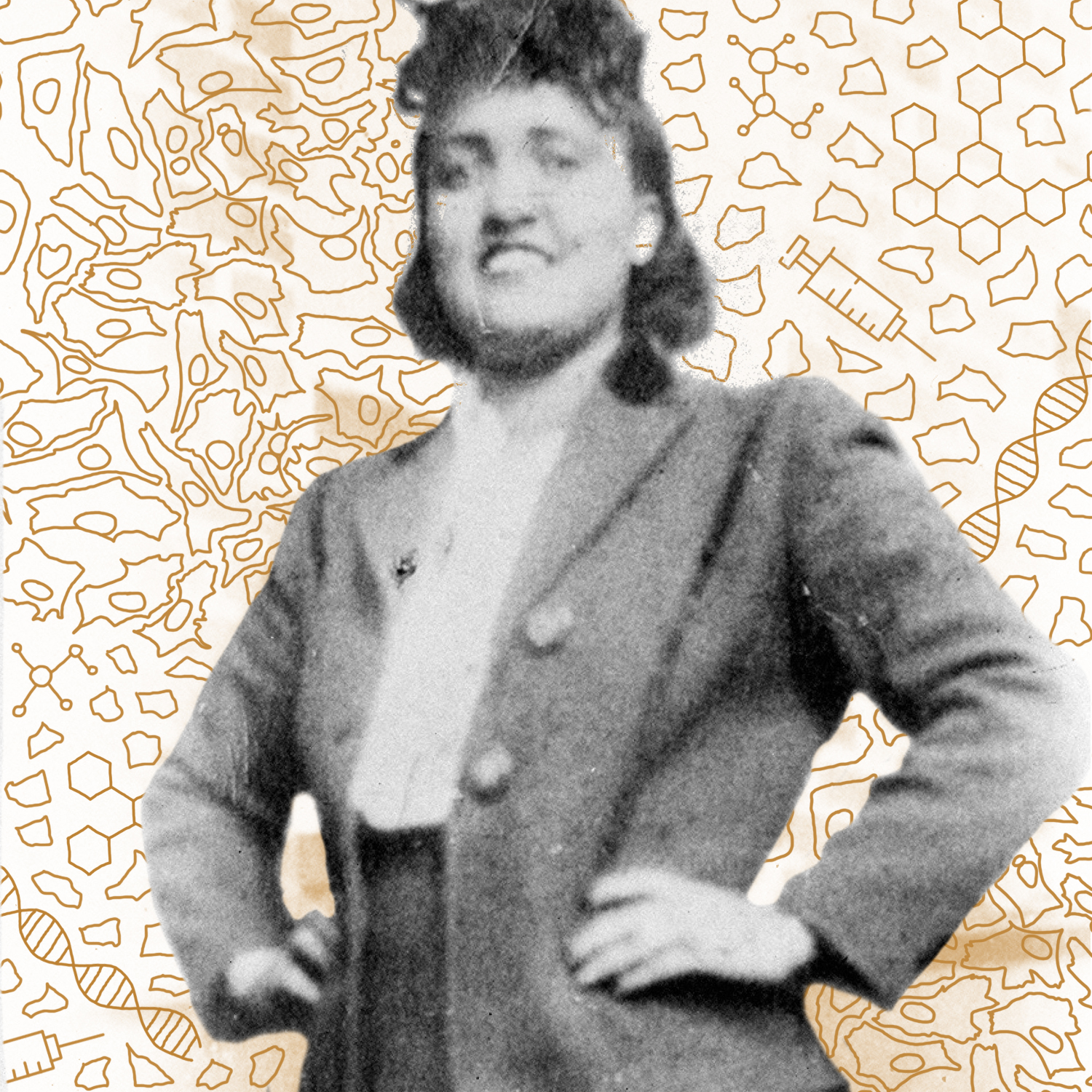 Henrietta Lacks   Henrietta was a black tobacco farmer who was diagnosed with cervical cancer at 30. Without her knowing, her tumor was sampled and sent to scientists at Johns Hopkins. Much to the scientists' surprise, her cells never died. Henrietta's immortal cells were integral in developing the polio vaccine, and were used for cloning, gene mapping, and in vitro fertilization.