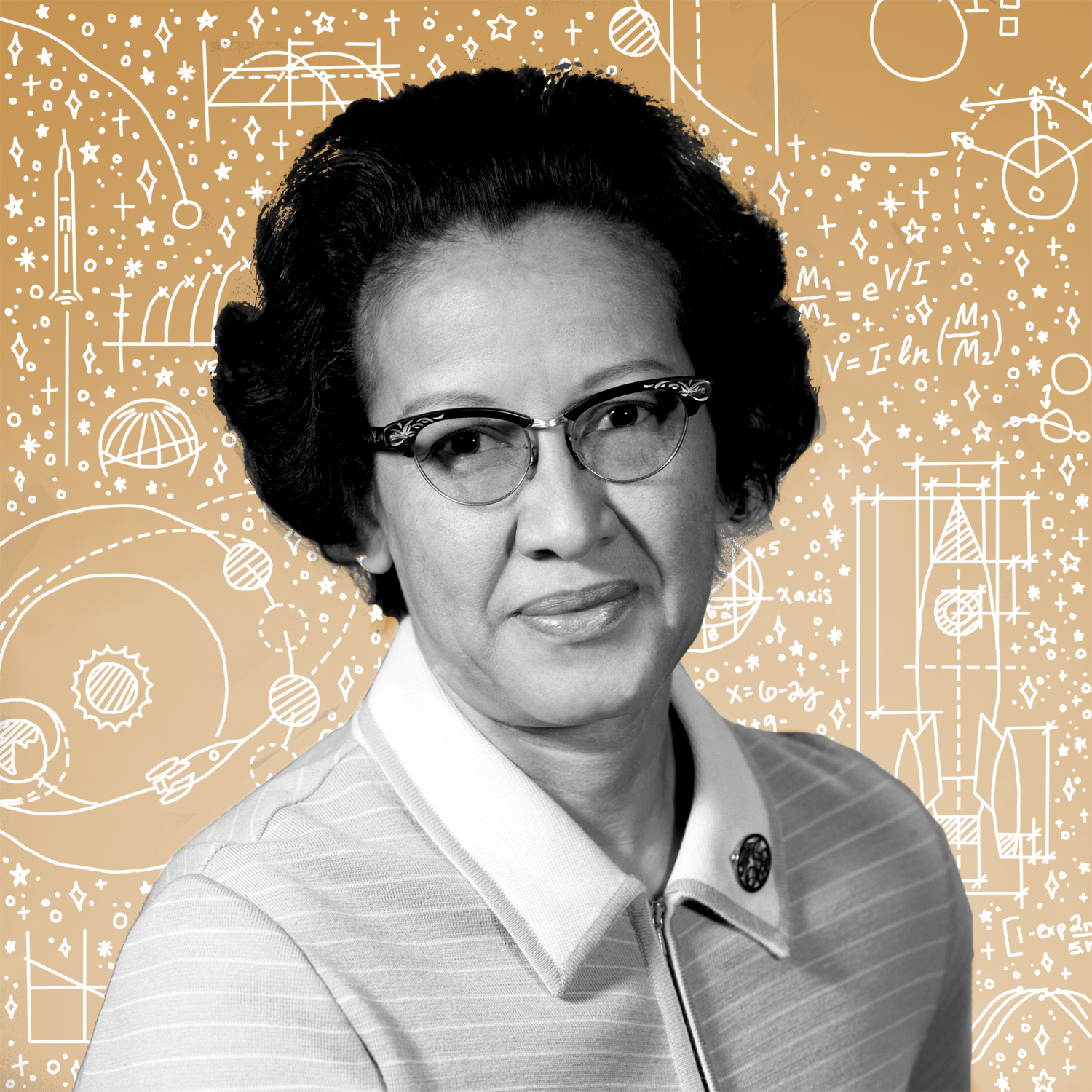 Katherine Johnson   She was a freshman in high school at the age of 10, and graduated from college at just 18. In her role on NASA's Space Task Group, Johnson calculated astronaut Alan Shepard's trajectory, allowing the US to successfully put a man into orbit around the Earth. Not only that, but Johnson also worked on the calculations that allowed the Apollo astronauts to return home from the Moon.