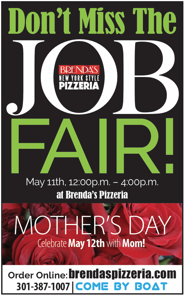 MAY: Job Fair & Mother's day