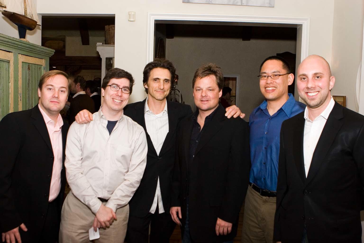 with Jason Calacanis, Harvard's Jonathan Zittrain, Yahoo's Scott Moore, and Stephen Hsu @ Censoring The Internet