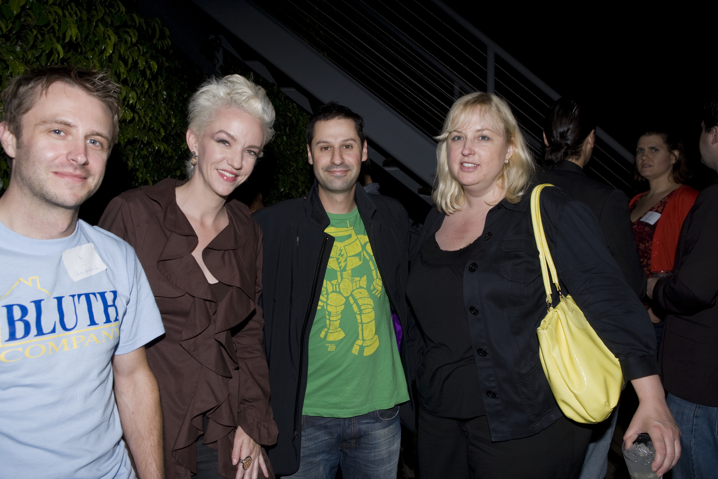 with Chris Hardwick, Xeni Jardin, and Wired's Melanie Cornwell