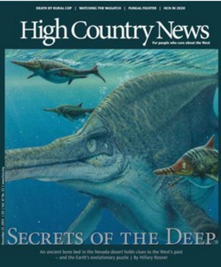 Artwork by Todd Marshall   Copyright Todd Marshall/High Country News