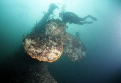 take the wreck diver speciality as part of your advanced open water course