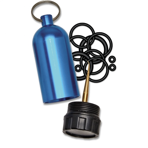 Key-Chain with O-Rings