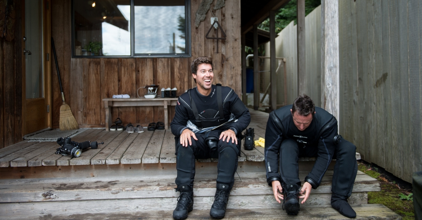 Exposure Protection - Keeping warm is one of the most important factors when getting into the water! Here in BC, Canada we know what it is like to feel cold!With a range of styles for water of any temperature, we have just the right type of exposure suit for you!Find out more about our Drysuits, Wetsuits, Thermals & Accessories here!