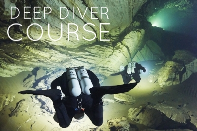 Journey and explore deeper into the depths. This course will teach you gas management, buddy contact and bouyancy prodcedures so that you can dive with confidence to depths of 40m/130ft!