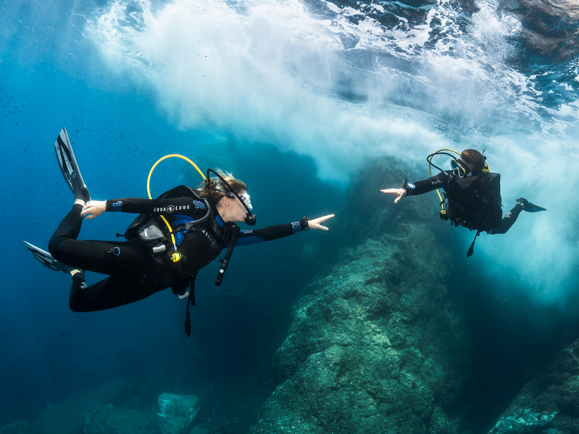 Step 3 - Open Water Skill Practice - To Instruct you as you put your dive skills into practice, refine your rescue skills and develop your ability to supervise scuba diving ACTIVITIES and assist with diver training