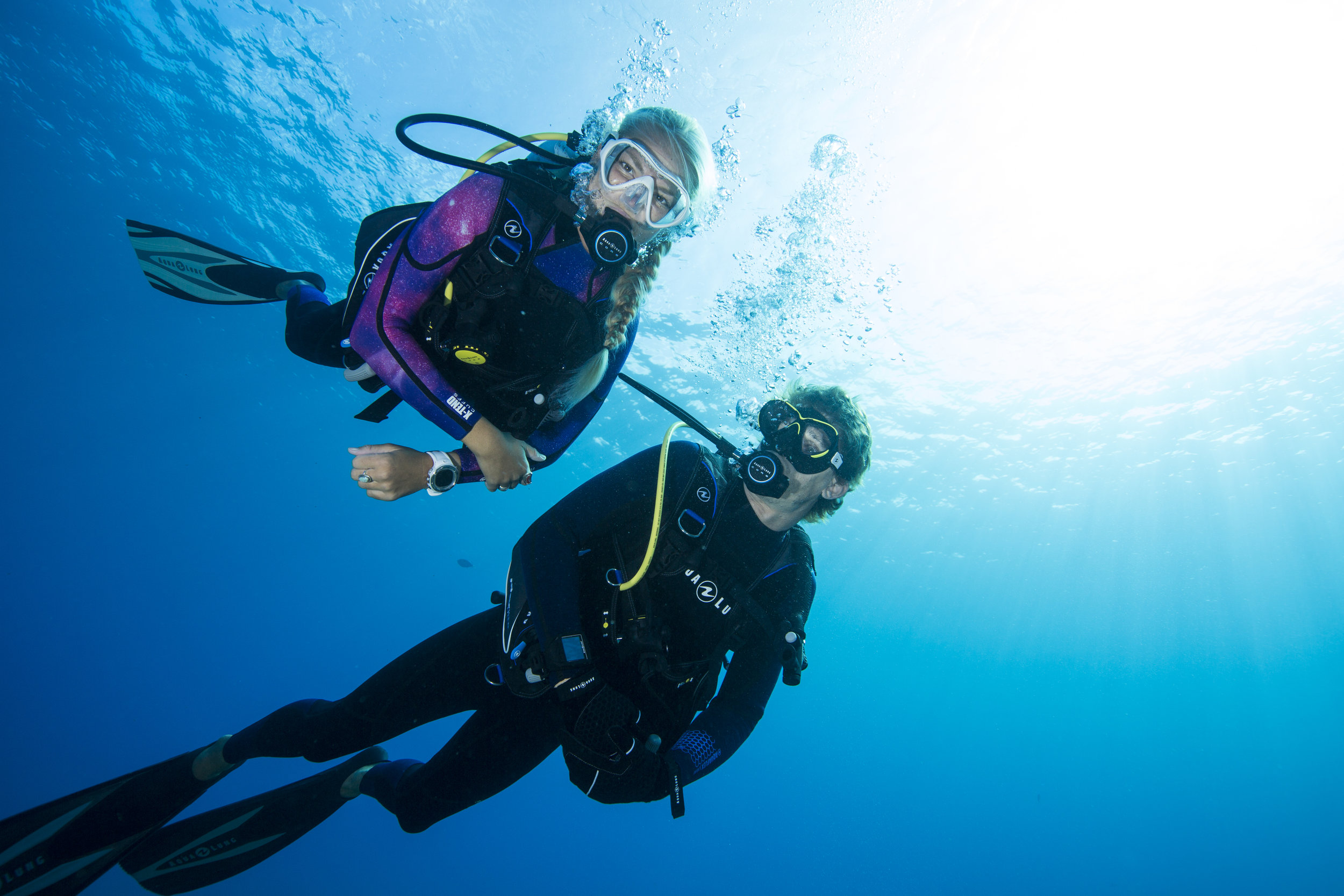 Have Any Questions? - Contact rowand's Reef today to find out more about Discover Scuba Diving Experiences!