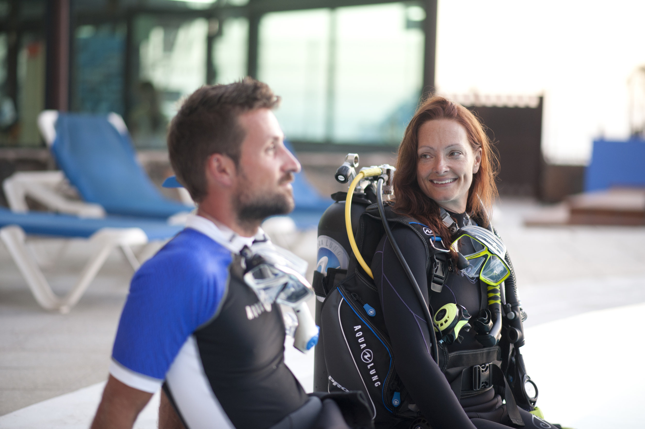 To review & refresh your scuba knowledge and skills to prepare you for your next diving adventure -