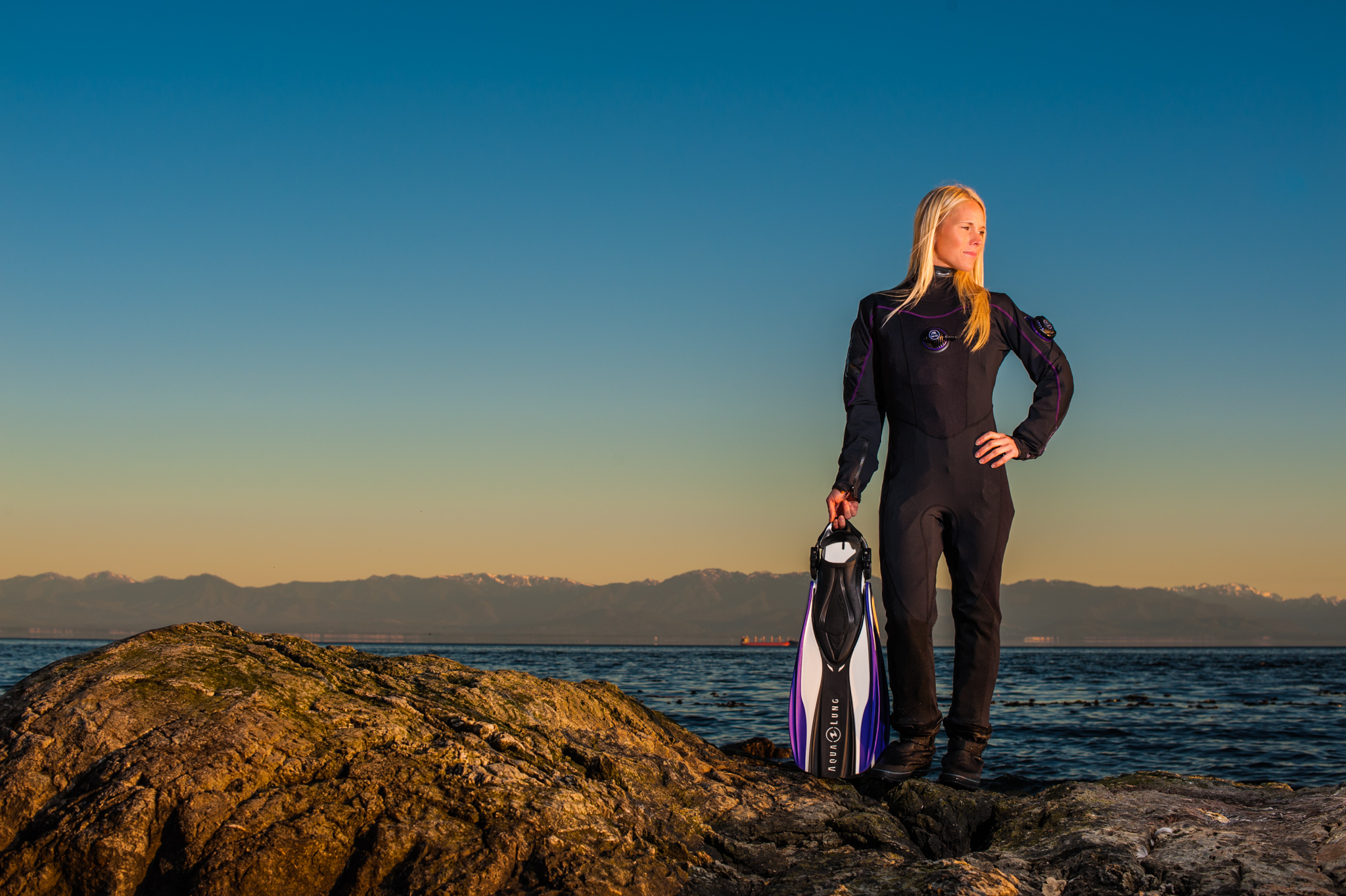 Have Any Questions? - Contact Rowand's Reef Dive Team to find out more about getting your Drysuit Certification, so that you can enjoy the cold water on your next dive adventure!