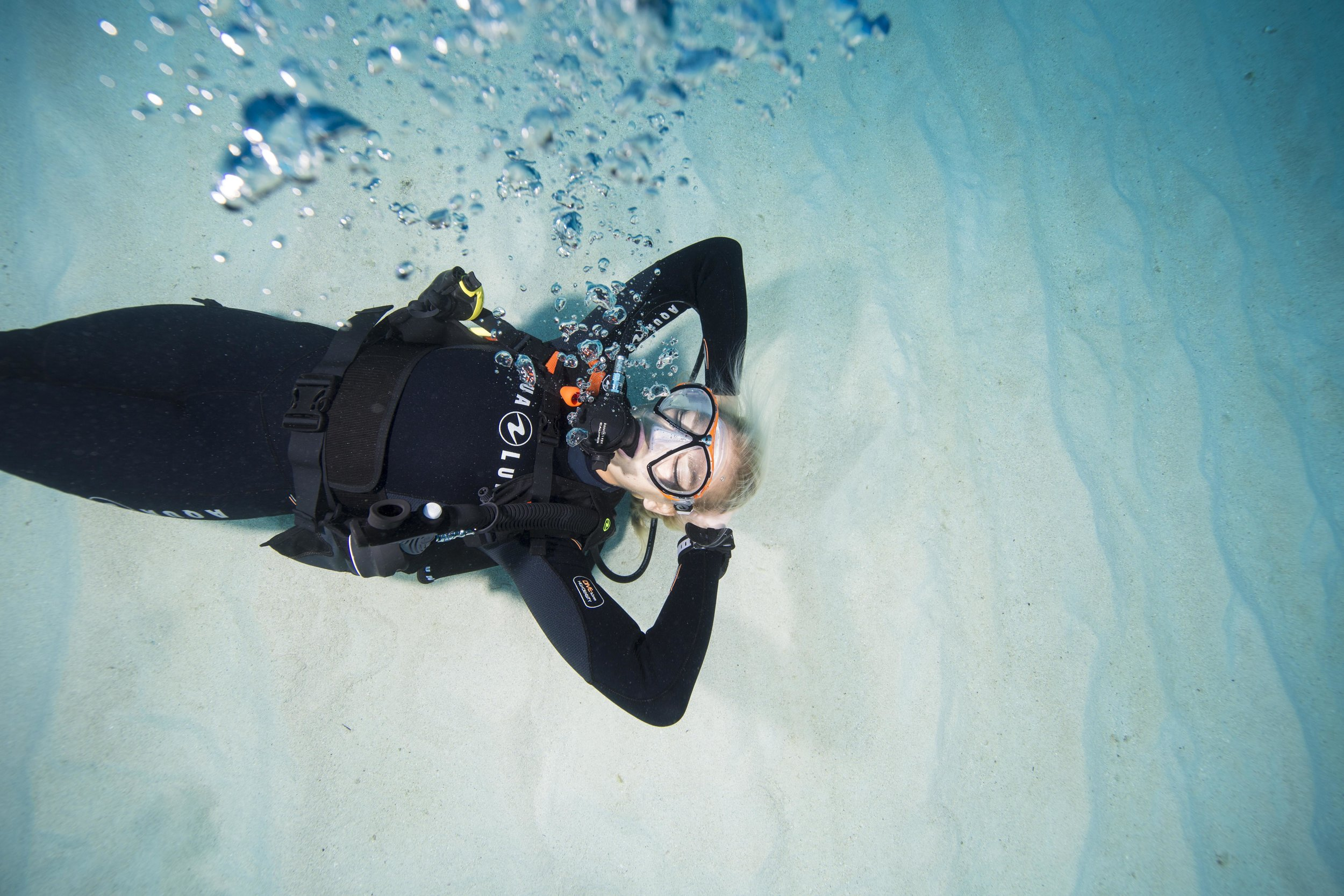 To teach you how to safely dive with Nitrox to extend your dive time and shorten your surface time -