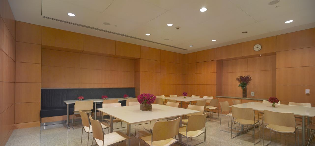 Doctors Dinning Area