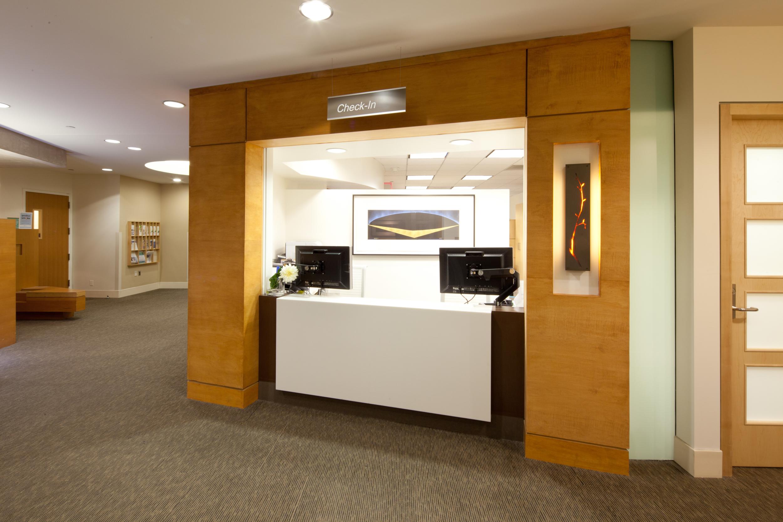 UCLA Medical Plaza Radiation/Oncology Department