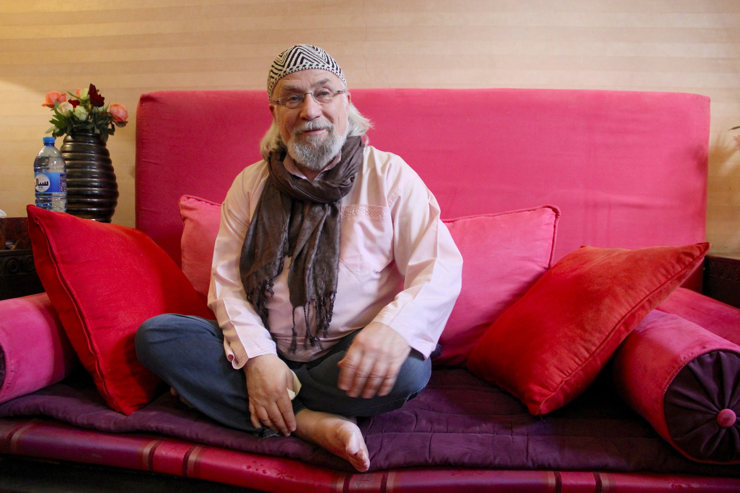 8.31.12_Morocco_Swami Premodaya_single.JPG