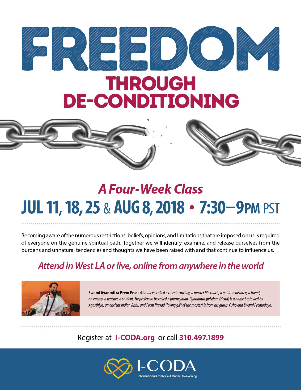 Freedom thru Deconditioning Flyer July 18.jpg