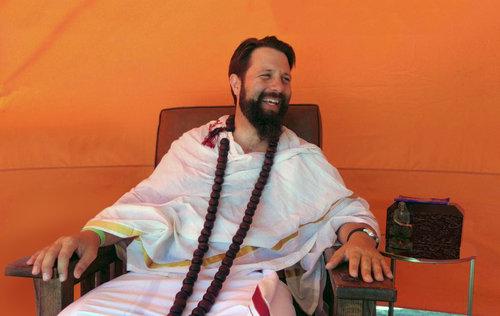 Swami Prem Prasad , Spiritual Director of ICODA