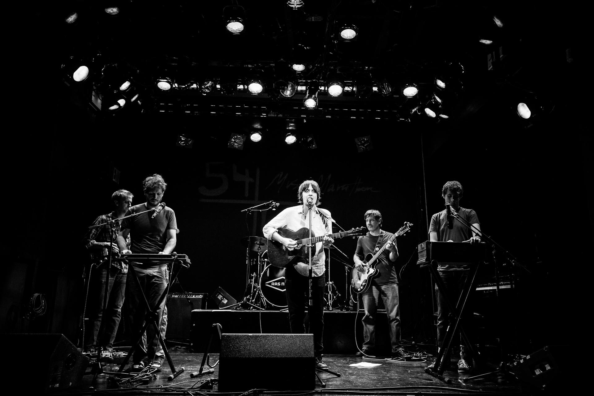 Ars Nova (NYC) Aug. '12
