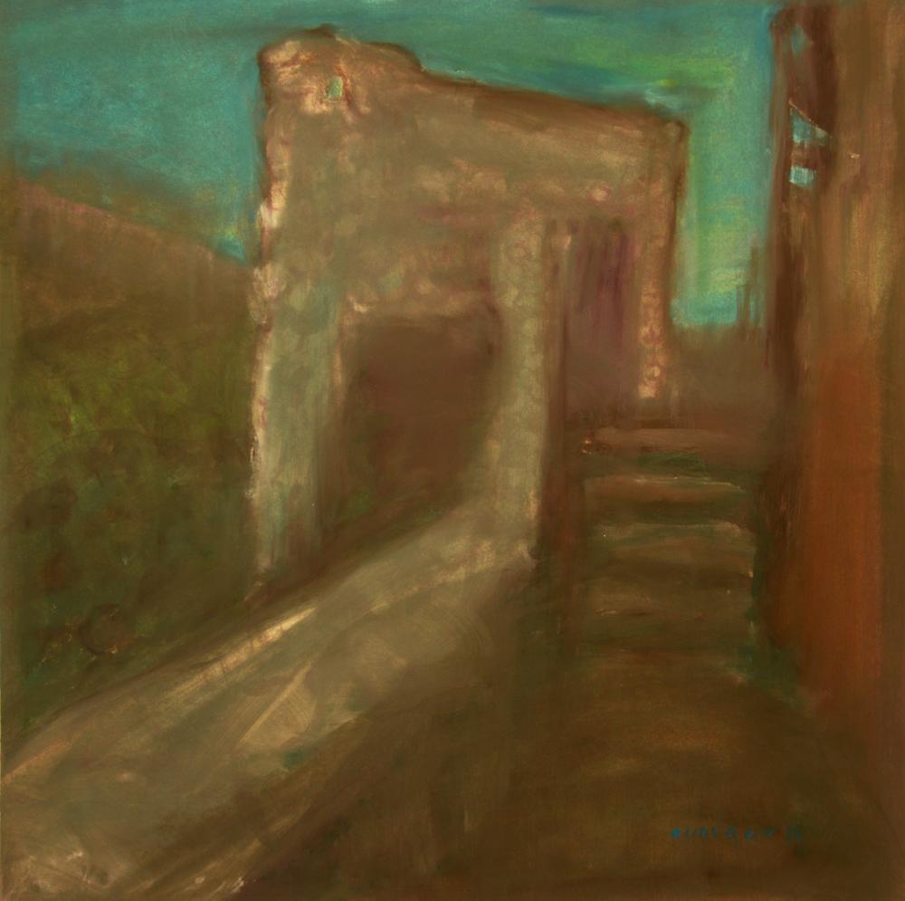 Menerbes Landscape series, 06