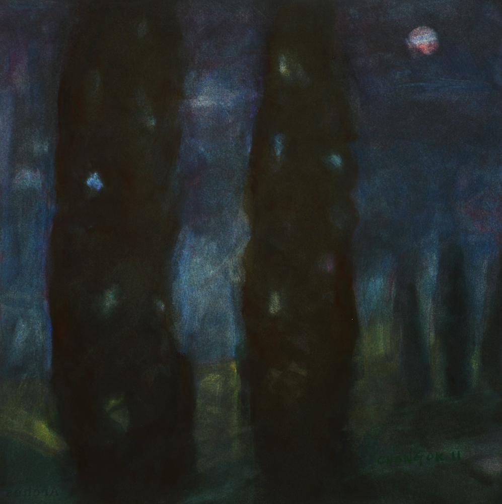 Menerbes Landscape series, 13