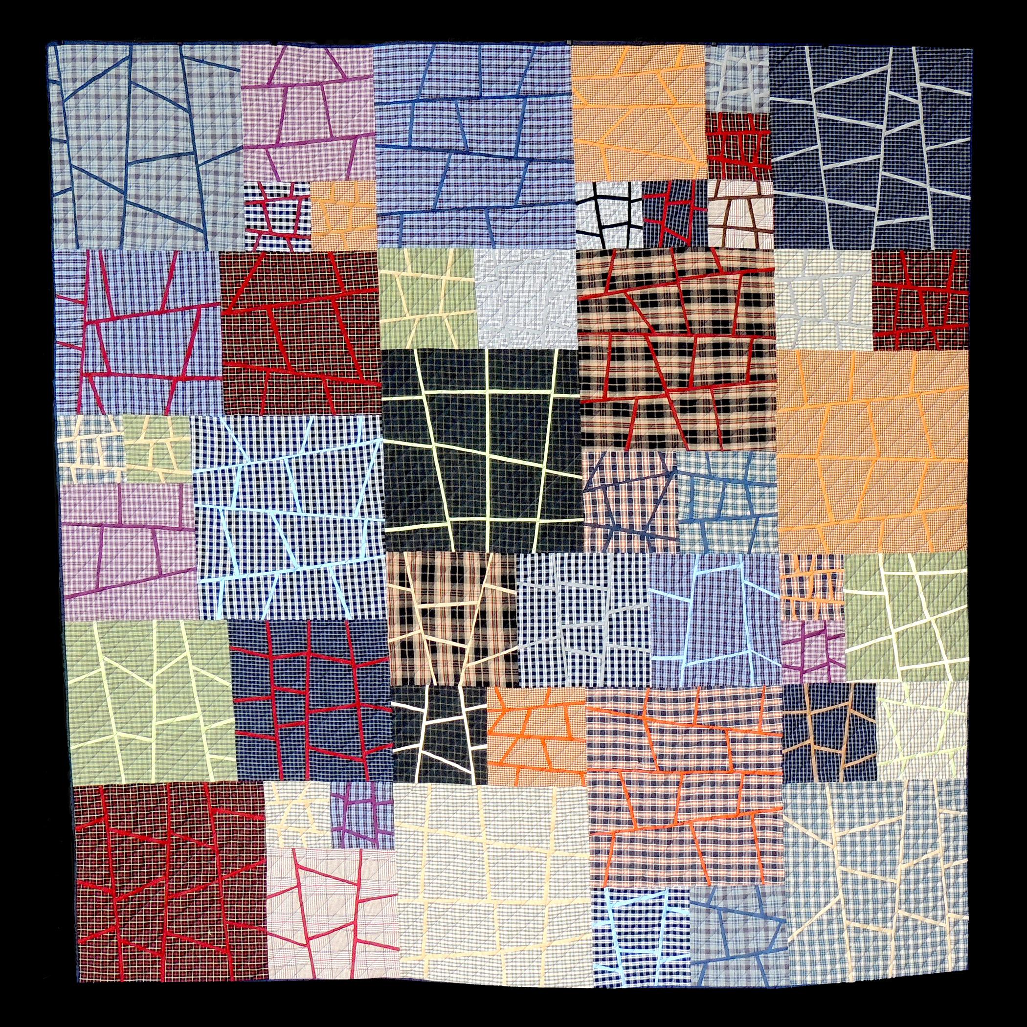 """""""Neighborhoods,"""" Cathy Fussell, 2015."""