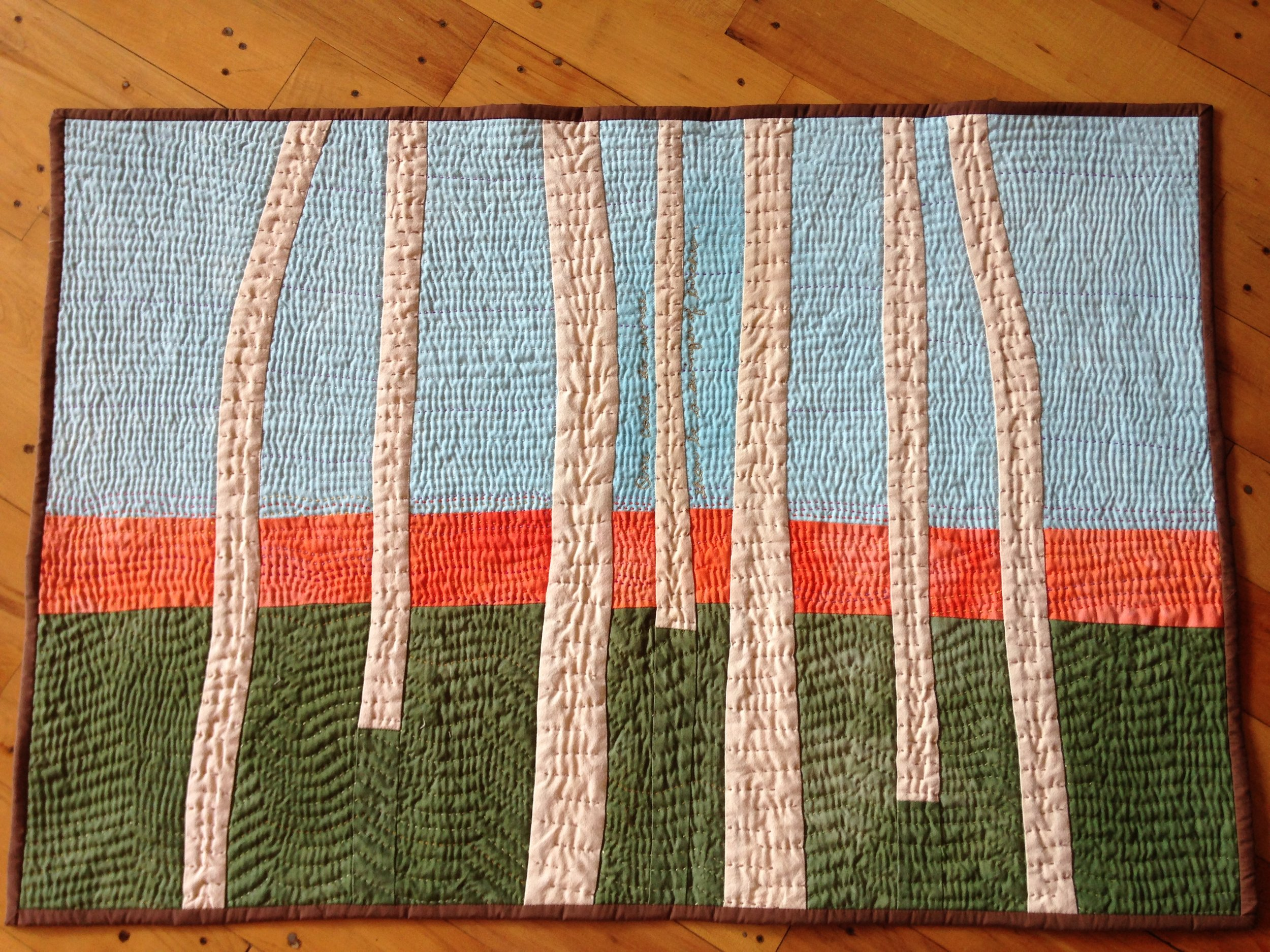 Seven Birches (SOLD)