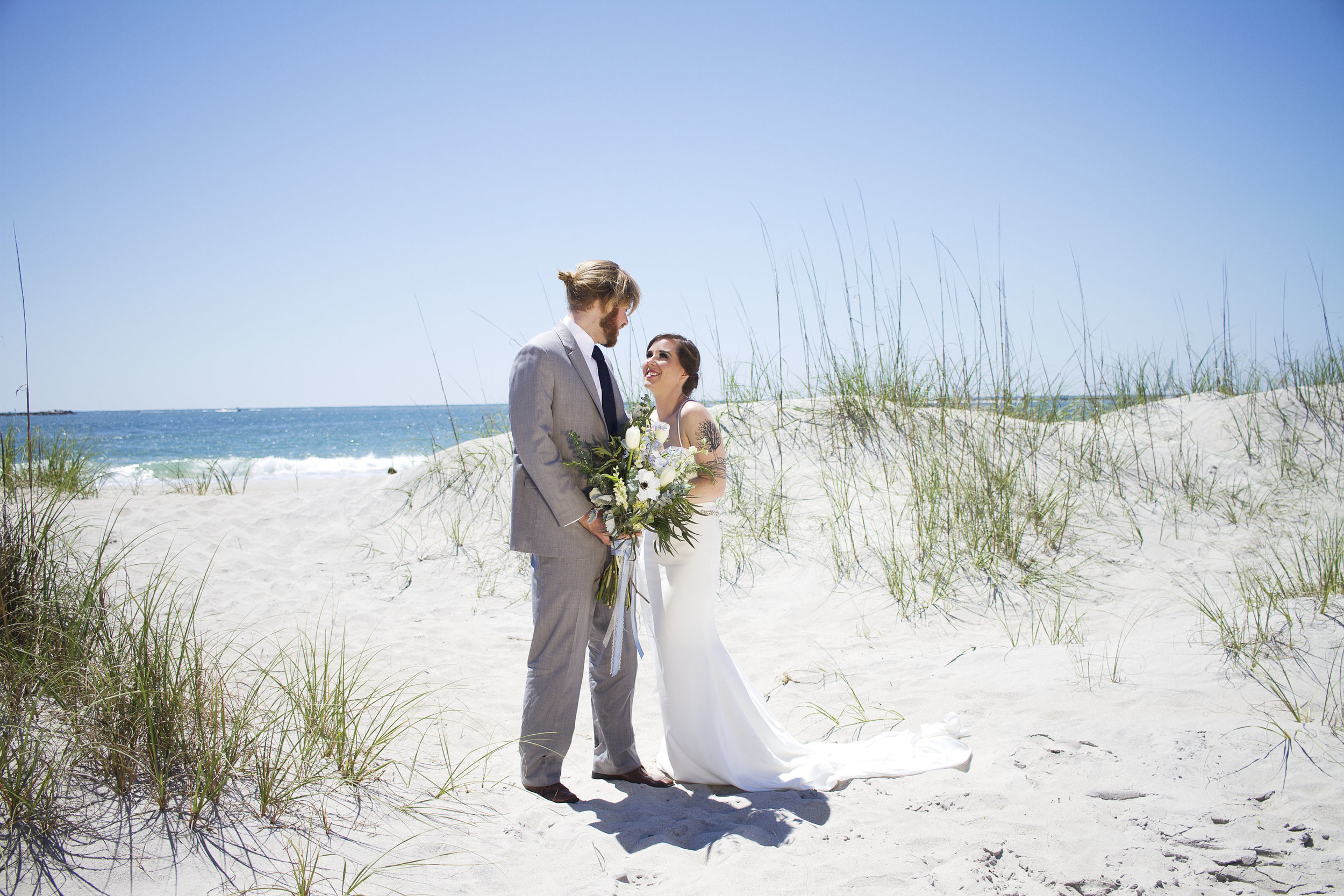 Wrightsville Beach Styled Wedding Shoot