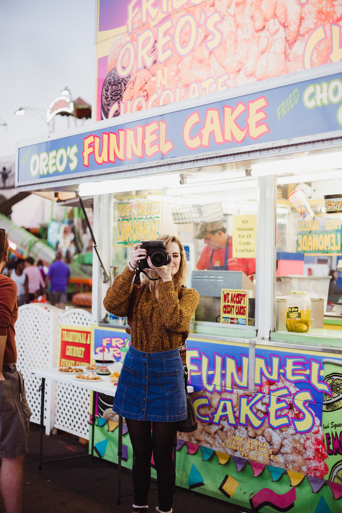 Dixie Classic Fair Lifestyle Session | Kayli LaFon Photography | Greensboro Winston-Salem, North Carolina Photographer