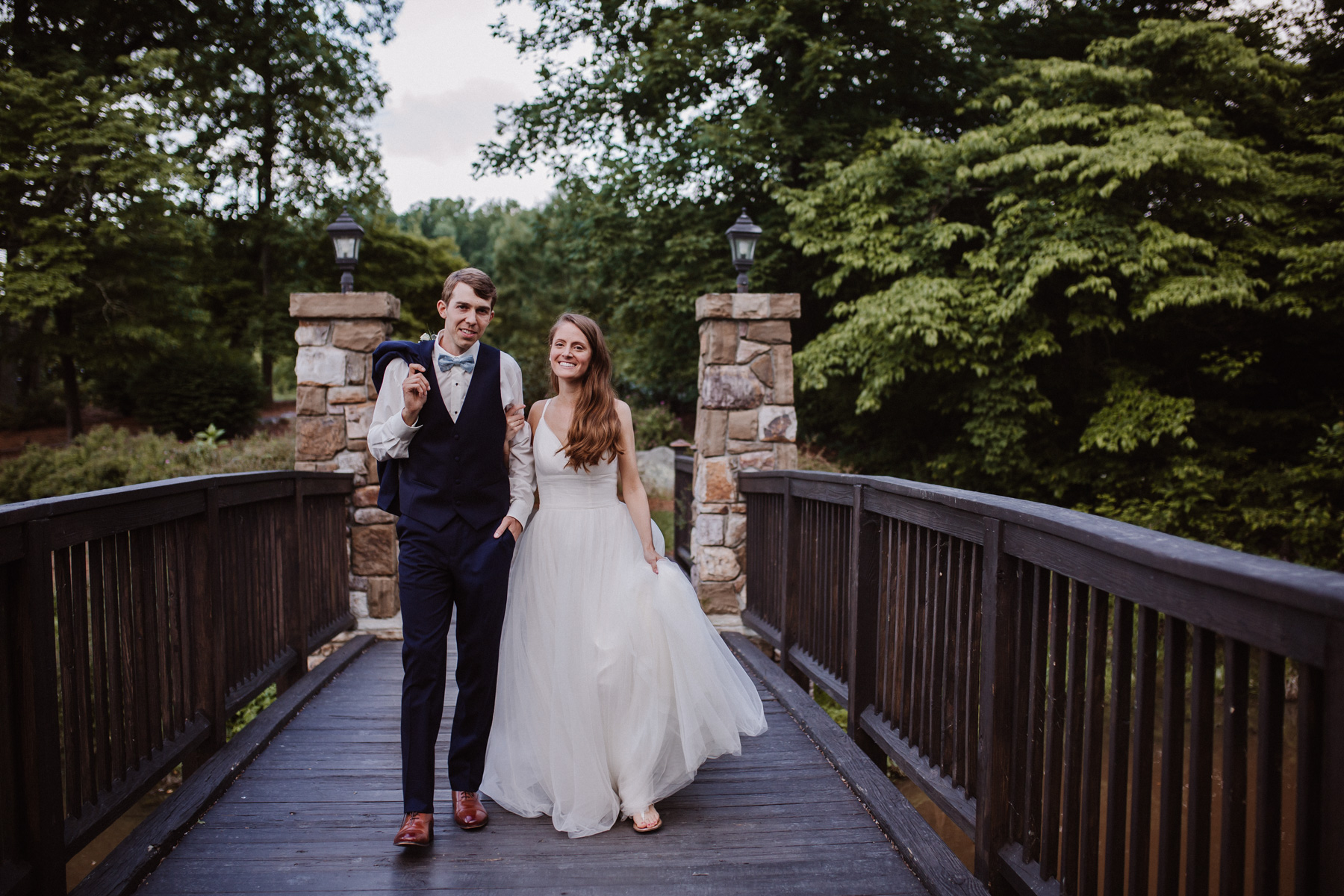 Spring Wedding at Noah's Event Venue in High Point, NC by Kayli LaFon Photography