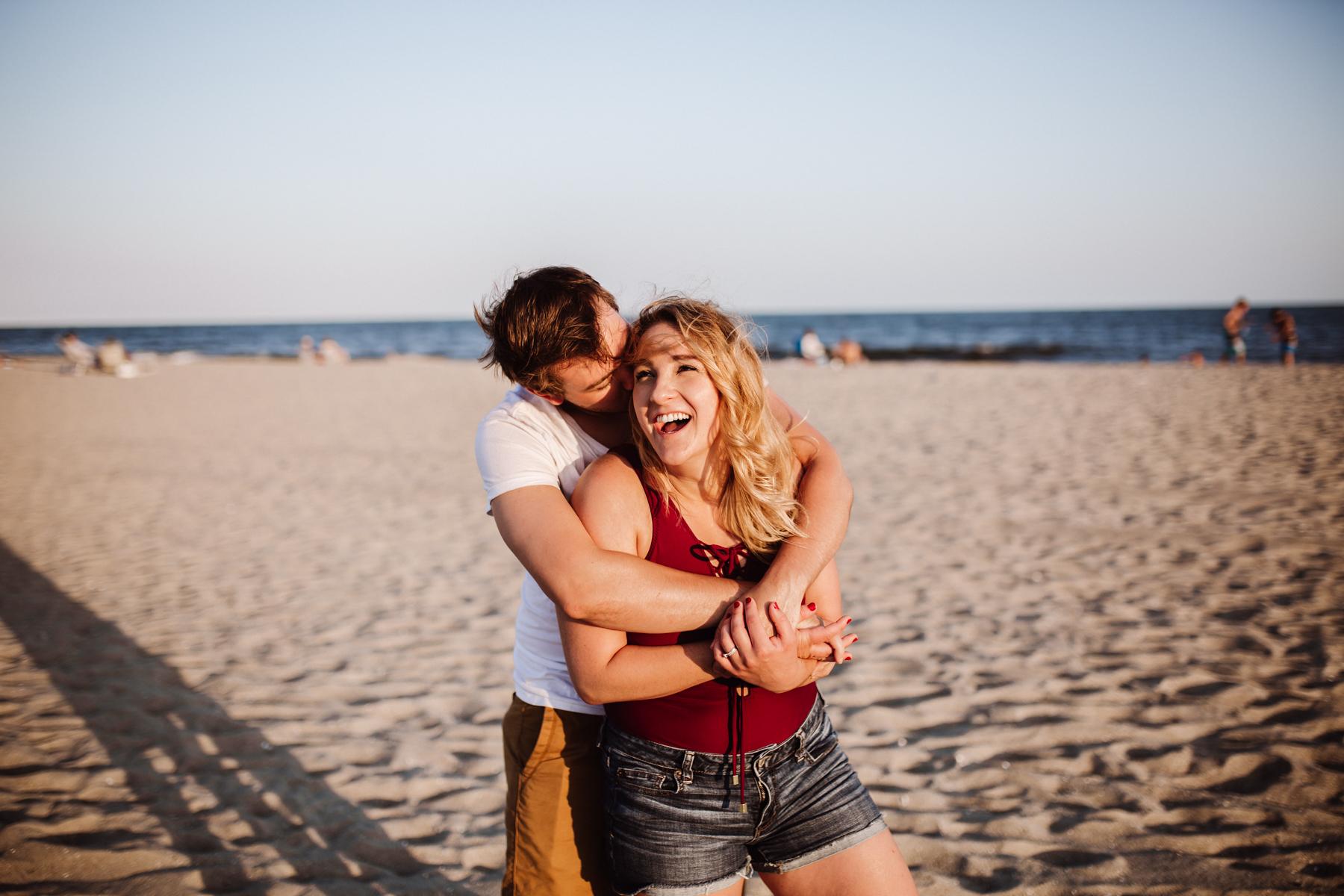 Holden Beach, North Carolina Anniversary Session | Kayli LaFon Photography