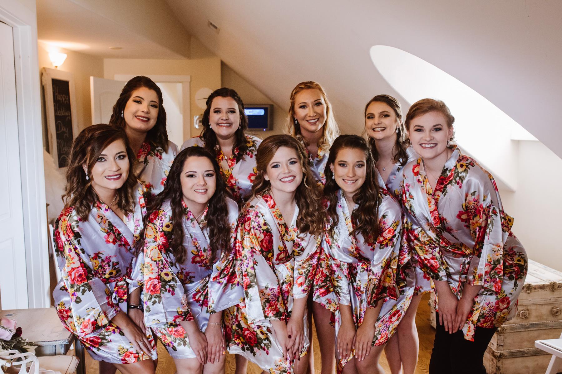 Bella Collina wedding | bridal details and getting ready | Kayli LaFon Photography, Greensboro Winston-Salem NC Photographer
