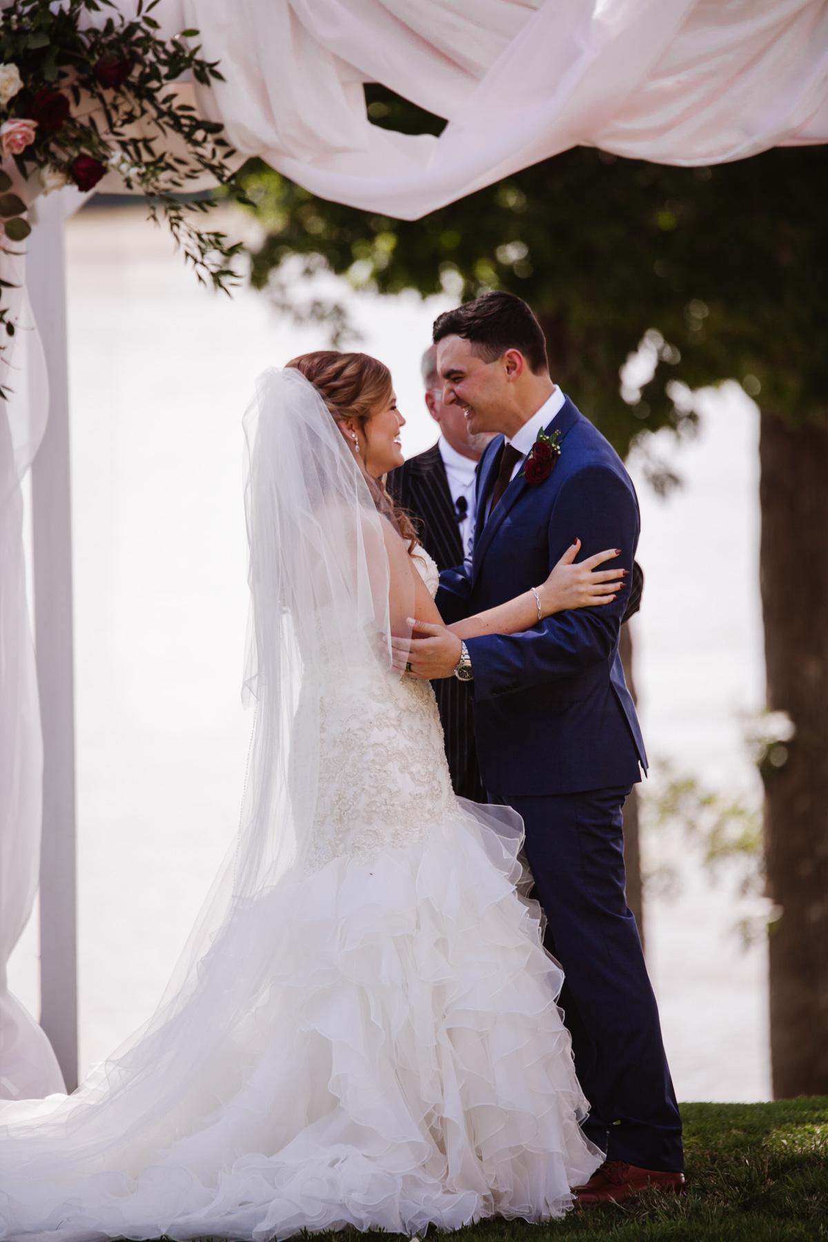 Heyer Wedding 270.jpgBella Collina wedding ceremony | Kayli LaFon Photography, Greensboro Winston-Salem NC Photographer
