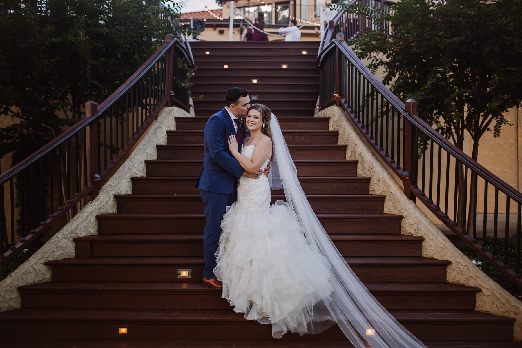 Bella Collina Wedding | Bride and Groom Portraits | Kayli LaFon Photography, Greensboro Winston-Salem NC Photographer