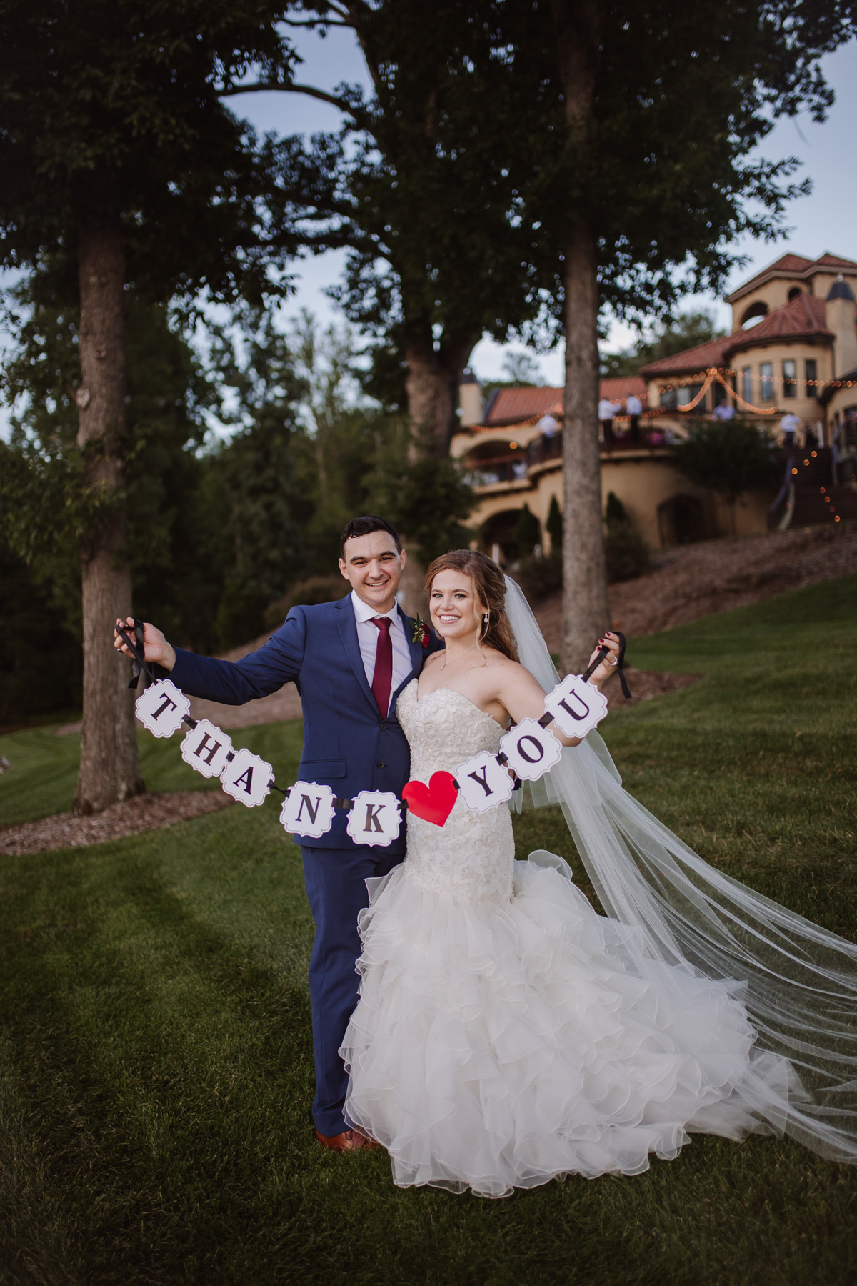 Bella Collina Wedding | Bridal Party portraits | Kayli LaFon Photography, Greensboro Winston-Salem NC Photographer