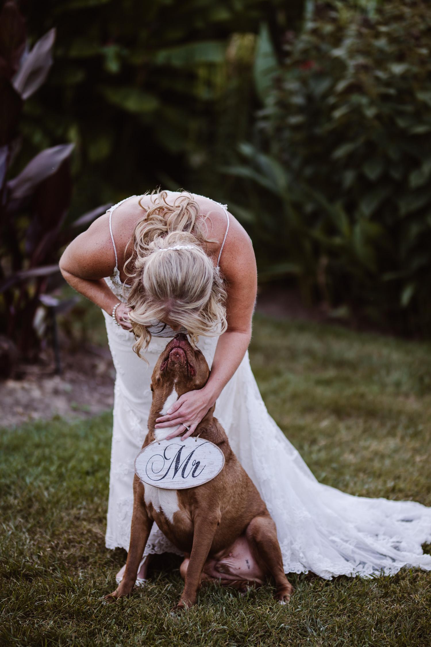Kristina's garden Bridal Portraits | Triad, NC Wedding Photographer | Kayli LaFon Photography